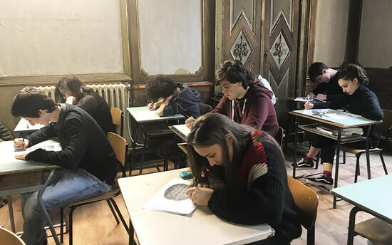 liceo SCIENTIFICO paritario CAIROLI TORINO_web